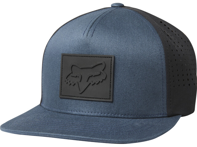 Fox Redplate Snapback Hat Herren navy